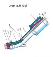 DHM型锚固体系
